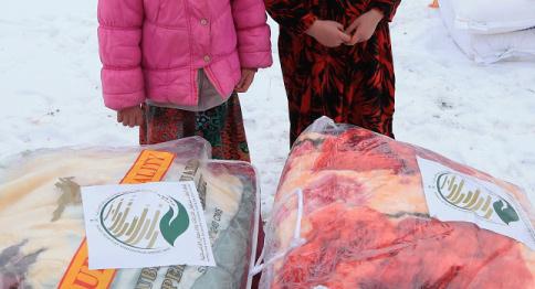 حقائب الدفء الشتوية